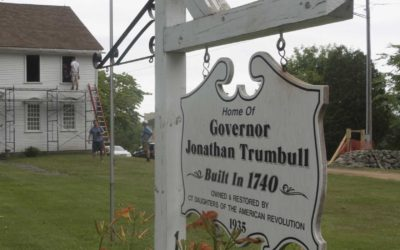 Historic Preservation – Preserving the Trumbull House in Lebanon CT