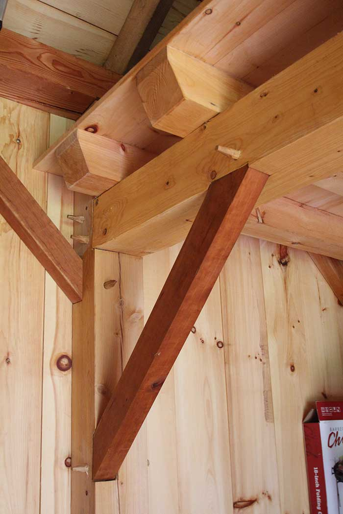 Black sheep post and beam construction custom carpentry for Post and beam construction plans